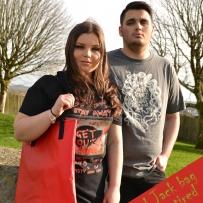 Win a Wyatt and Jack bouncy castle bag