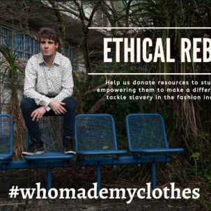 Ethical Rebel magazine campaign 3
